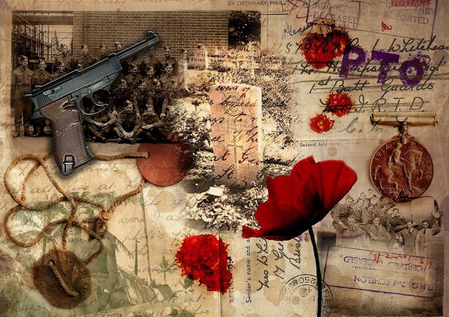 War Collage