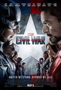 capt america civil war