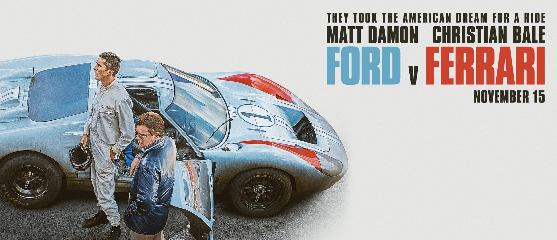 Ford V Ferrari Movie Reviews By Ry Ry Reviews